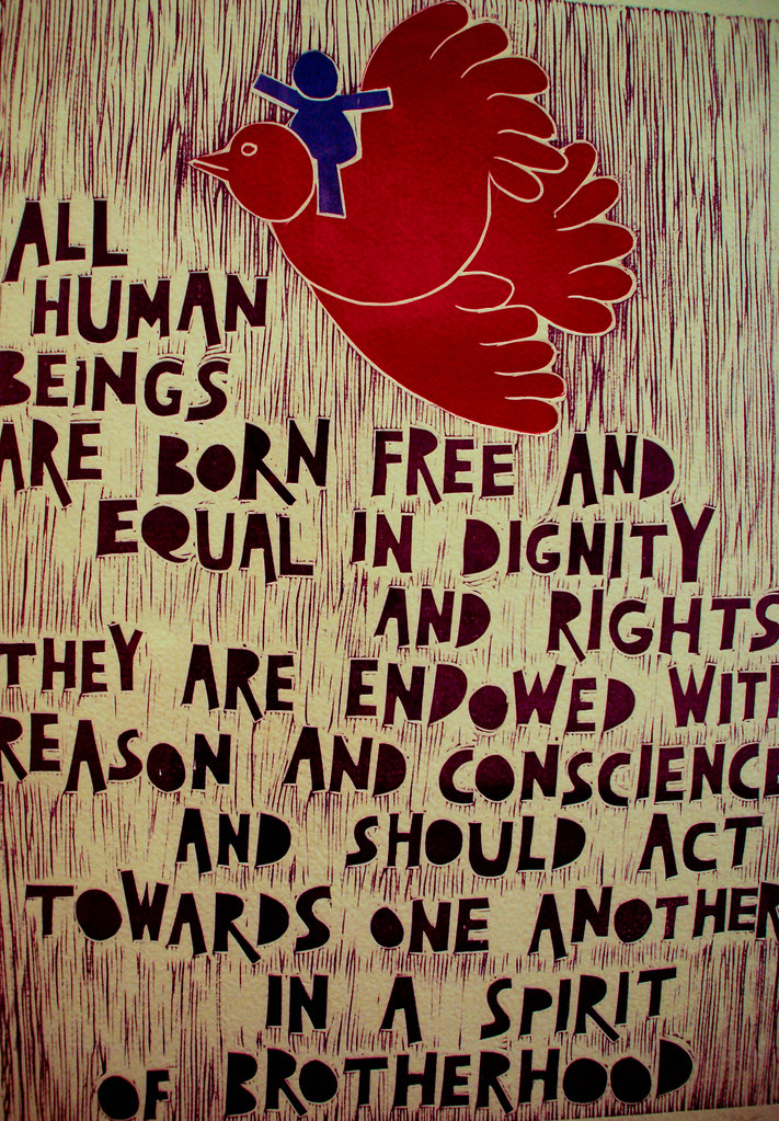 human rights CC by riacale