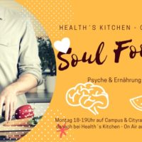 Health´s Kitchen - On Air soul food