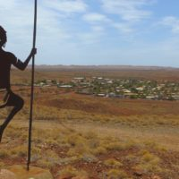 04 Roebourne hill view