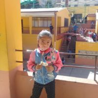 YTC Itzel Schule Personalausweis
